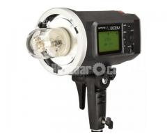Godox AD600BM Witstro Manual All-In-One Portable Outdoor Strobe Light