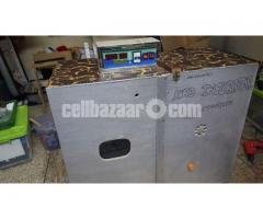 incubator machine.