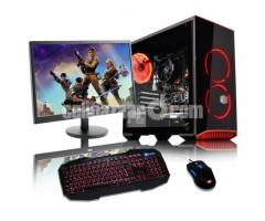 "Intel Core i5 500GB 4GB 17"" LED Monitor"