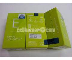 Samsung Galaxy E7 Original New Full Box