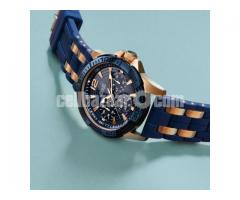 WW0547 Original Guess Oasis Blue Watch W0366G4