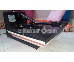 T-Shirt Printing Heate Press Machine