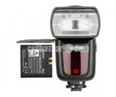 Godox VING V860II TTL Li-Ion Flash Kit for Canon/Nikon/Sony/Fujifilm Cameras
