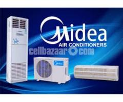 THIS SUMMER TAKE MIDEA 2 Ton Air Conditioner at lowest price in Bangladesh.