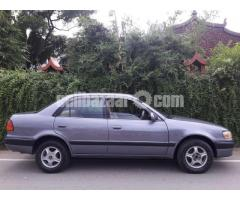 Toyota Corolla SE -SALOON 111 1997. calls only real buyer.