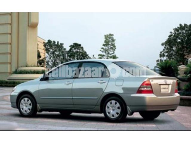 Toyota Corolla X 2002 model for sale - 1/1