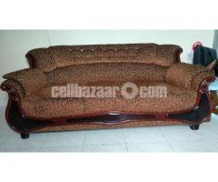 3-2-1 Sofa set