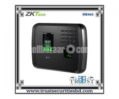 Zkteco Multi-Bio Time Attendance Terminal with Access Control Functions MB460