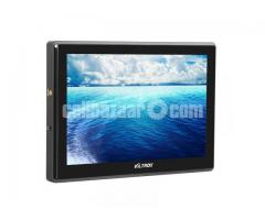 """VILTROX DC-90HD 8.9"""" HD video Monitor Supports 4K HDMI Input/Output"""