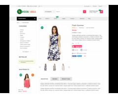 Deshisell.com magento eCommerce website sale