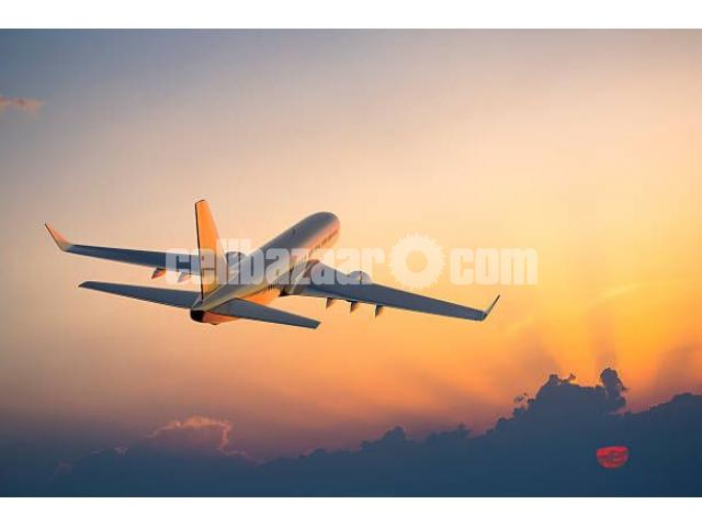 Dhaka to Muscat Flight Ticket - 1/1