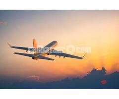 Dhaka to Muscat Flight Ticket