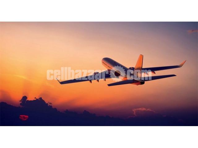 Dhaka to Salala Flight Ticket - 1/1