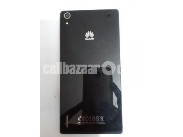 Huawei ascend P7 - 3/4