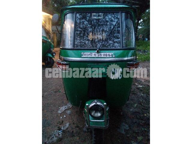 A Super condition Cng Autorickshaw. - 1/2