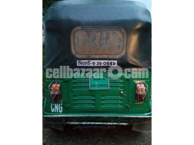 A Super condition Cng Autorickshaw. - 2/2