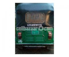 A Super condition Cng Autorickshaw.