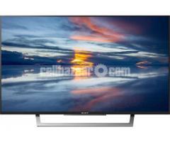 "Sony Bravia KD-49X8000E 49"" Flat 4K UHD Android Samrt TV"