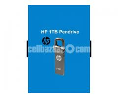 1TB Pendrive HP with warranty