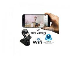 Super Mini Spy Camera Q7 Wifi HD