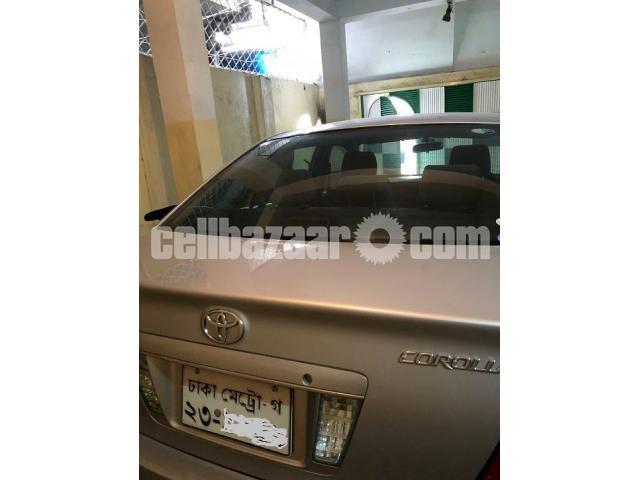 Toyota X Corolla - 2/4