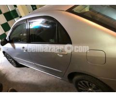 Toyota X Corolla - Image 3/4