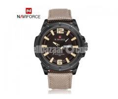WW0561 Original Naviforce Day Date Watch 9066