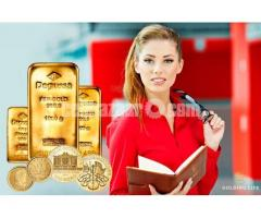 GOLD BUSINESS OPPORTUNITY