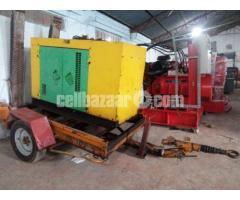 Diesel generator ( moving)