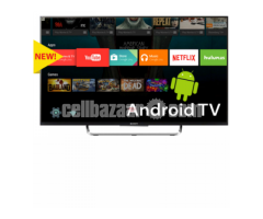 43 inch W800C BRAVIA 3D Full HD Android