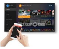 """43""""X75E 4K Ultra HDR Smart (Android TV)"""