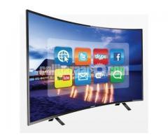 "VEZIO 49"" CURVED UHD 4K SMART LED TV"