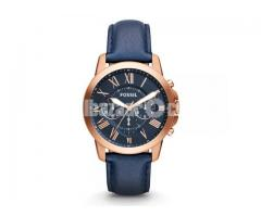 WW0070 Original Fossil Grant Chronograph Watch FS4835