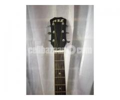 AXE ACOUSTIC GUITAR - BLACK