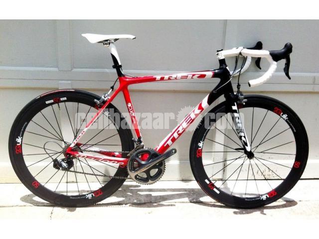 New 2011 Trek Madone 6 9 Bike
