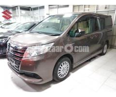 Toyota Noah SI 2014 Hybrid Bronze