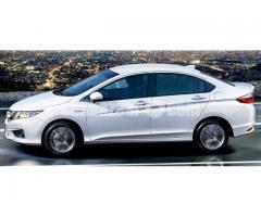 Honda Grace EX Pearl