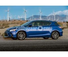 Lexus CT 200h (Pre Order)