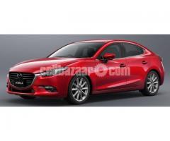 Mazda Axela New Shape