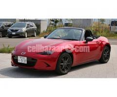 Mazda Roadster MX-5 Red (Pre Order)