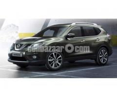 Nissan X-Trail Hybrid Olive Green (Pre Order)