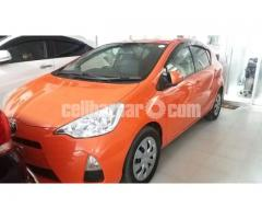 Toyota Aqua Hybrid Orange (Pre Order)