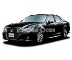 Toyota Crown Athlete Hybrid Black (Pre Order)