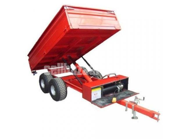 Power Tiller Trolley - 1/3