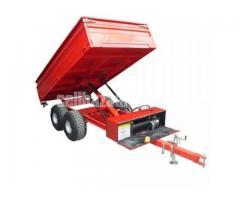 Power Tiller Trolley - Image 1/3