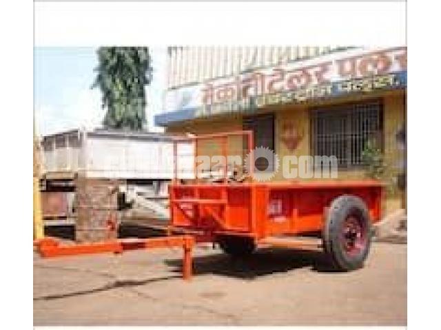 Power Tiller Trolley - 2/3