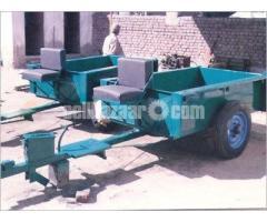 Power Tiller Trolley - Image 3/3
