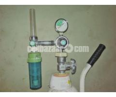 medical oxygen cylinder মেডিক্যাল অক্সিজেন সিলিন্ডার