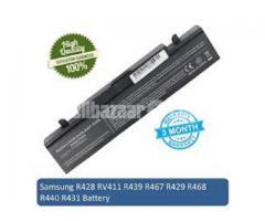 Samsung R428 RV411 R439 R467 R429 R468 R440 R431 Laptop Battery