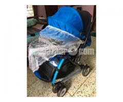 New 3 in 1 baby stroller
